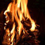 焚き火したい