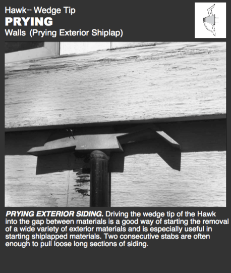 MW PATTERN-- Prying Shiplap w Wedge