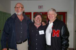 Messrs. Muystra, Lehrer and Gillings