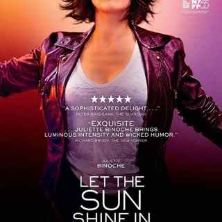 "Poster for the movie ""Let the Sunshine In"""