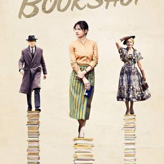 "Poster for the movie ""The Bookshop"""