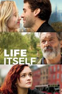 """Poster for the movie """"Life Itself"""""""