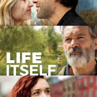 "Poster for the movie ""Life Itself"""