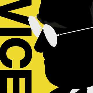 "Poster for the movie ""Vice"""