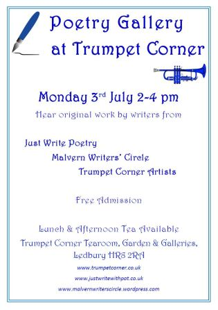 17 07 trumpet corner festival event flyer