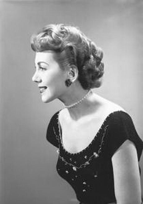 1950er frisuren