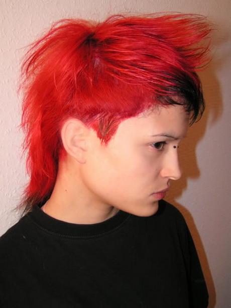 Ausgefallene haarfrisuren
