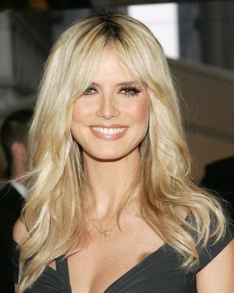 Blonde haare ansatz