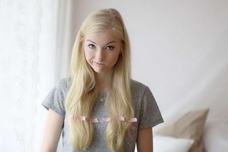 Blonde Haare Kaputt