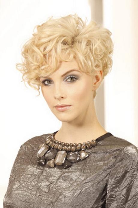 Dauerwelle kurze haare