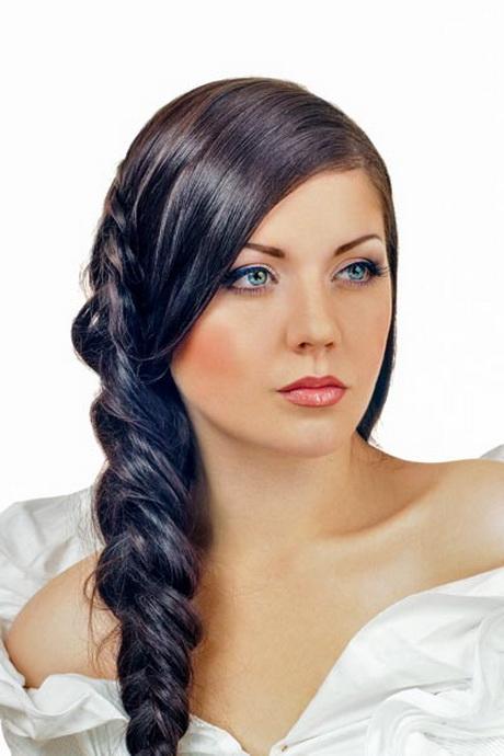 Flechtfrisuren mit langen haaren