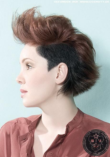 Frisur Damen Pixie