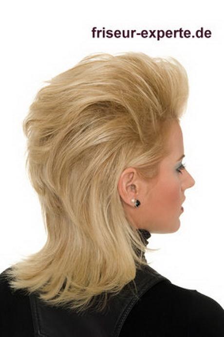 Frisur oben kurz hinten lang