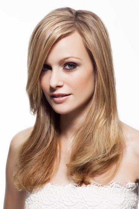 Frisuren fr glatte lange haare