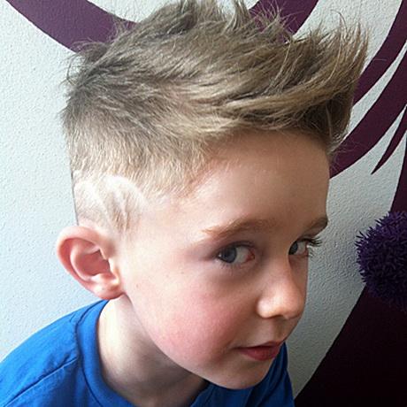 Frisuren Kinderfrisuren Jungen