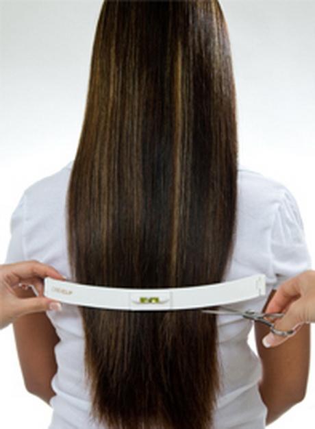 Haare schneiden spitzen