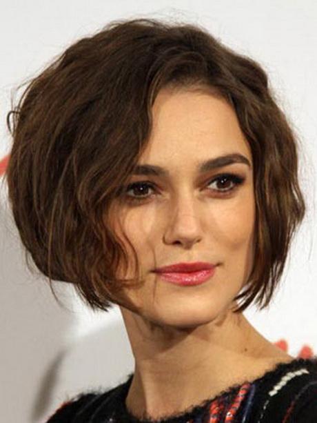 Haarschnitt kinnlang