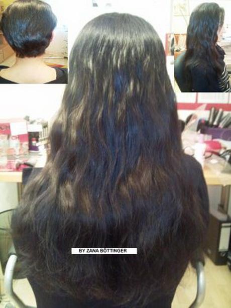 Haarverlngerung bei kurzen haaren