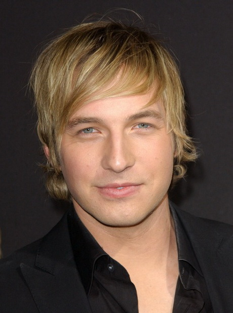 Herrenfrisuren blond