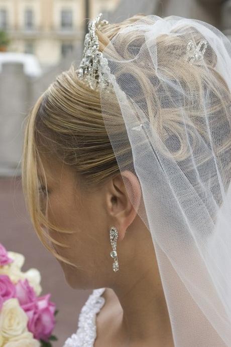 Hochzeitsfrisuren mit schleier bilder