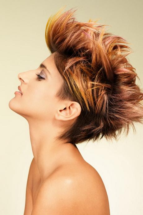 Kurze haare strhnen