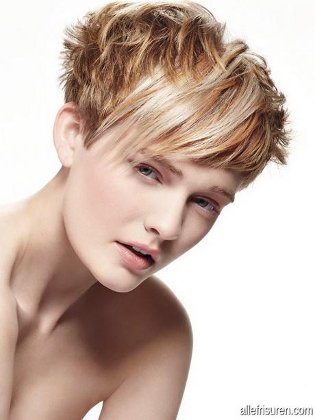 Braune Strahnchen In Blonde Haare