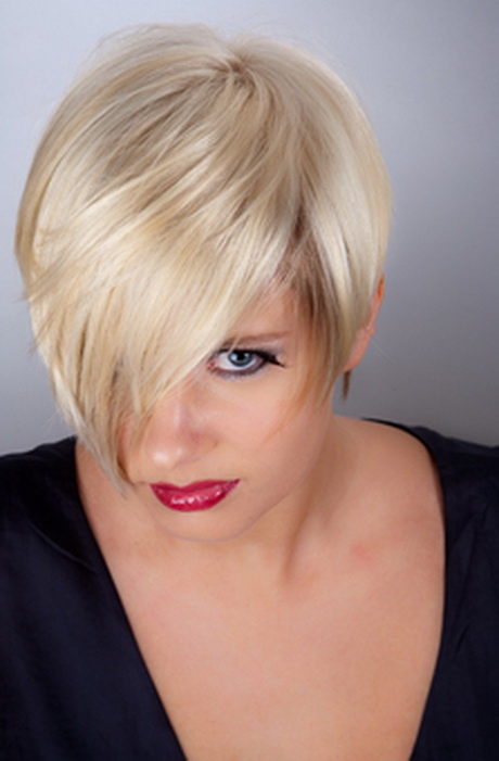 Frisuren Kurzhaar Blond 2013