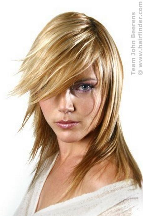 Lange haarfrisuren