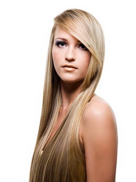 Schne frisur fr lange haare