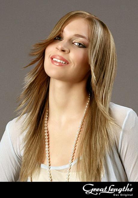 Schne Stufenschnitte Fr Langes Haar