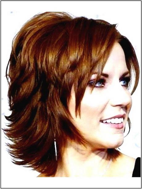 Frisuren schulterlang gestuft