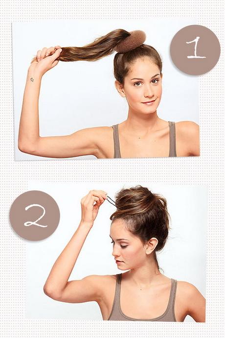 Frisuren zum nachmachen mit anleitung