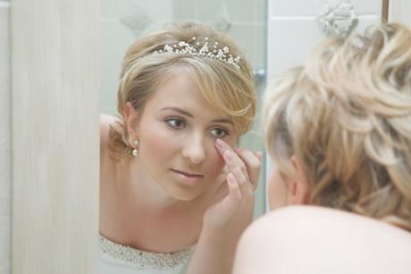 Hochzeitsfrisuren halblange haare