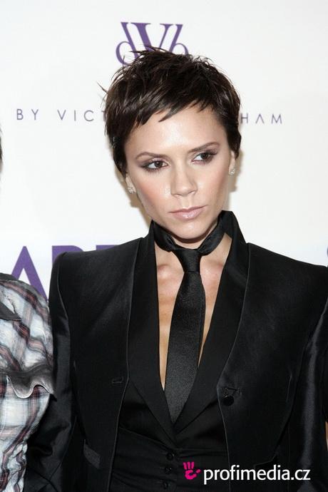 Frisuren Victoria Beckham