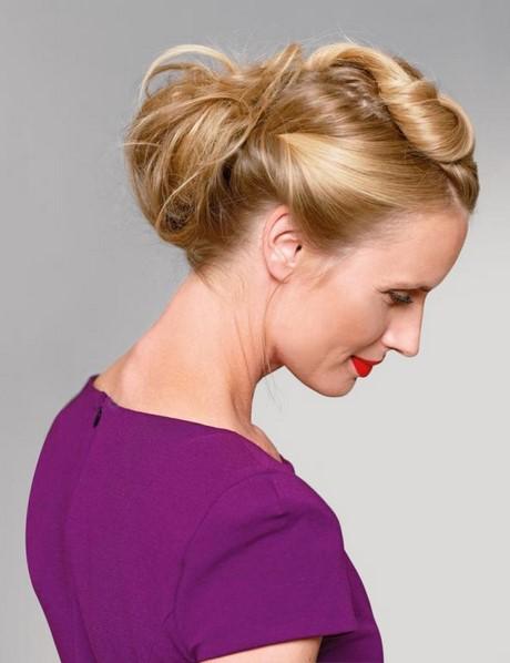 Hochsteckfrisuren schulterlanges haar