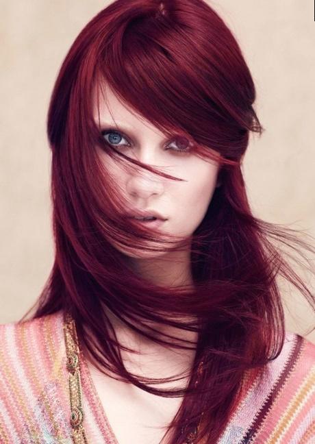 Frisuren haarfarben 2018