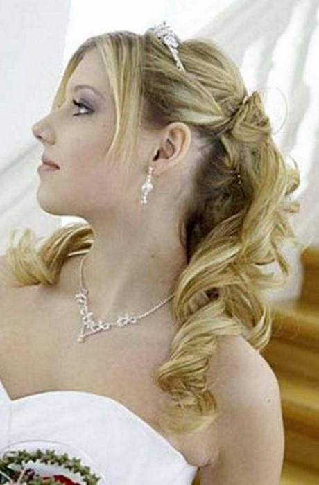 Frisuren Langhaar Hochzeit