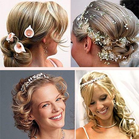Hochzeit kopfschmuck kurze haare