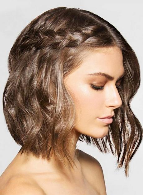 Frisuren schulterlanges haar hochzeit