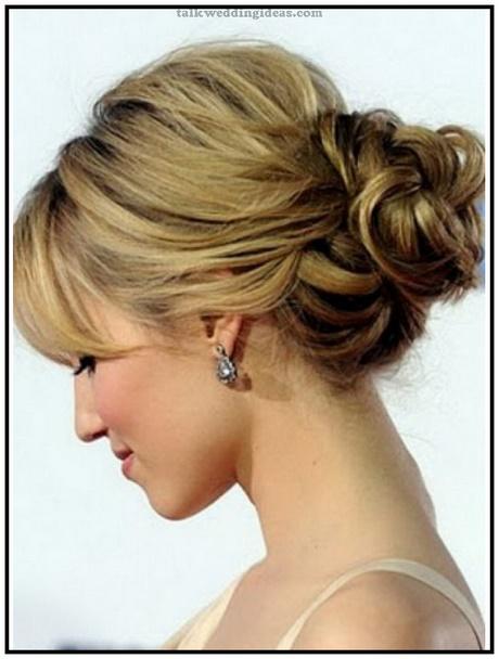 Kurze haare hochstecken hochsteckfrisuren