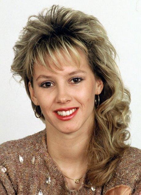 Frisuren 90er Jahre