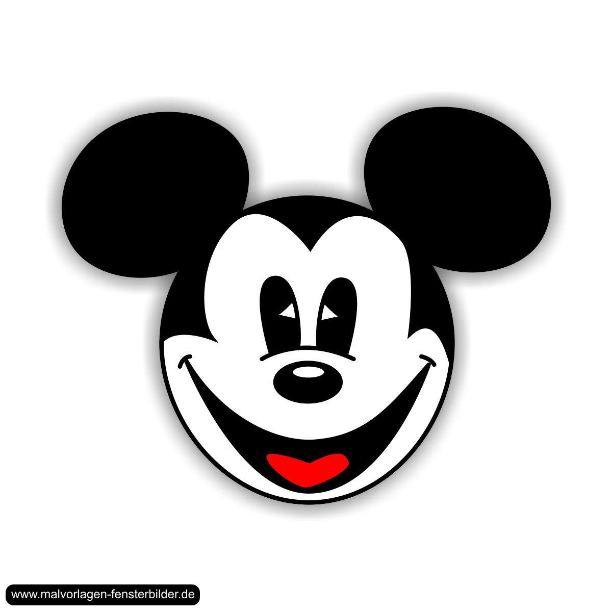 40 Micky Maus Kopf Malvorlage - Besten Bilder von ausmalbilder