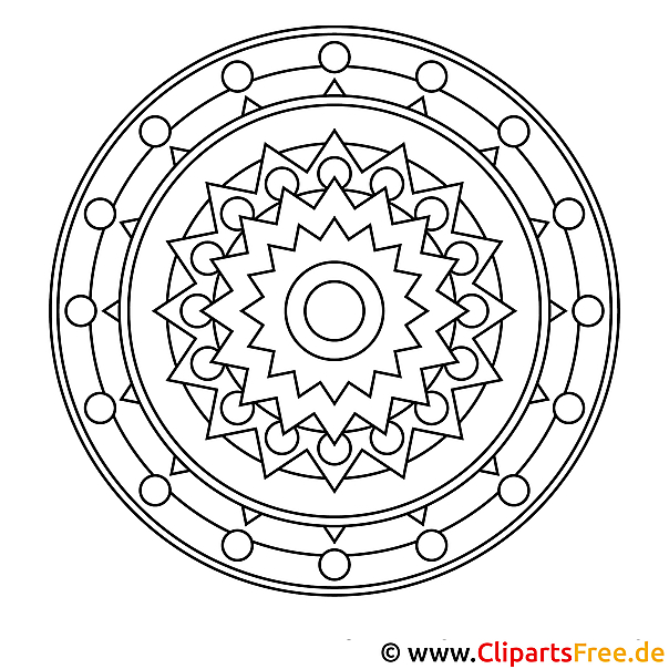 Mandala Malen
