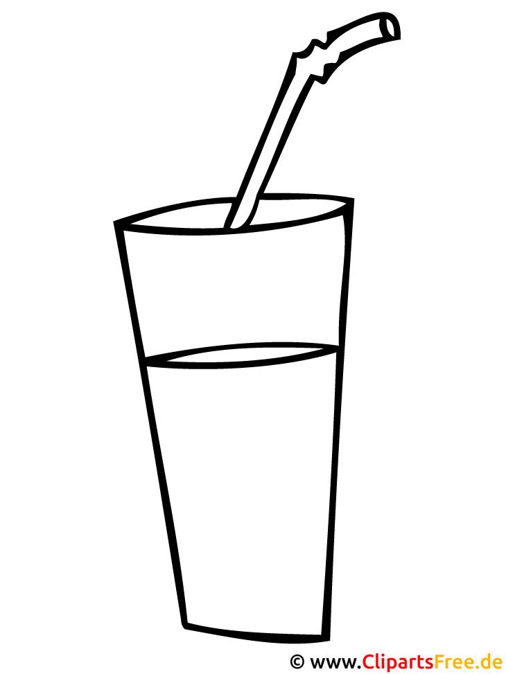 Glas Malvorlage - Essen Malvorlagen