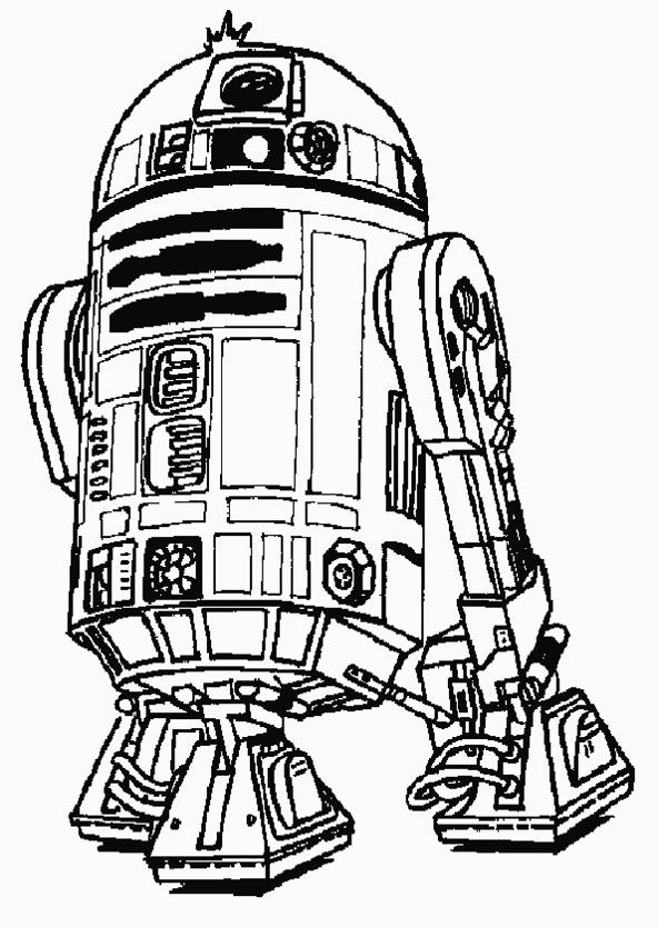 Star Wars Malvorlagen Zum Ausdrucken Kostenlos - Malvorlagen