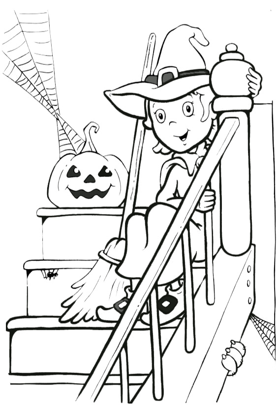 Malvorlagen kostenlos halloween-4 Malvorlagen Kostenlos