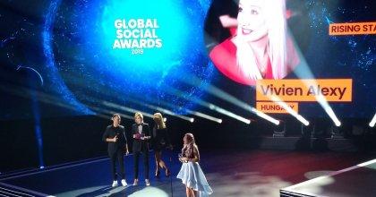 První Global Social Awards byly rozdány