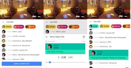 Google spouští nové nástroje pro tvůrce: Superchat aČlenství vkanálech