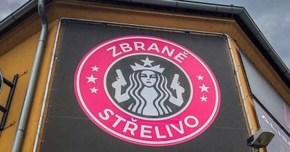 Top Guns Company odmítá nařčení znekalé soutěže využitím loga Starbucks