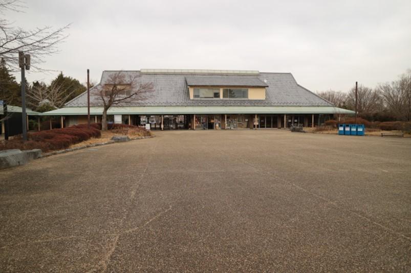 国営昭和記念公園の砂川口ゲート